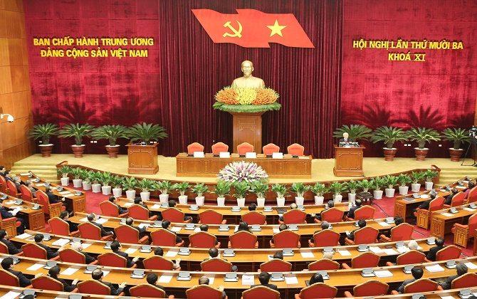 Vietnam Komünist Partisi 12. Kongresi toplandı