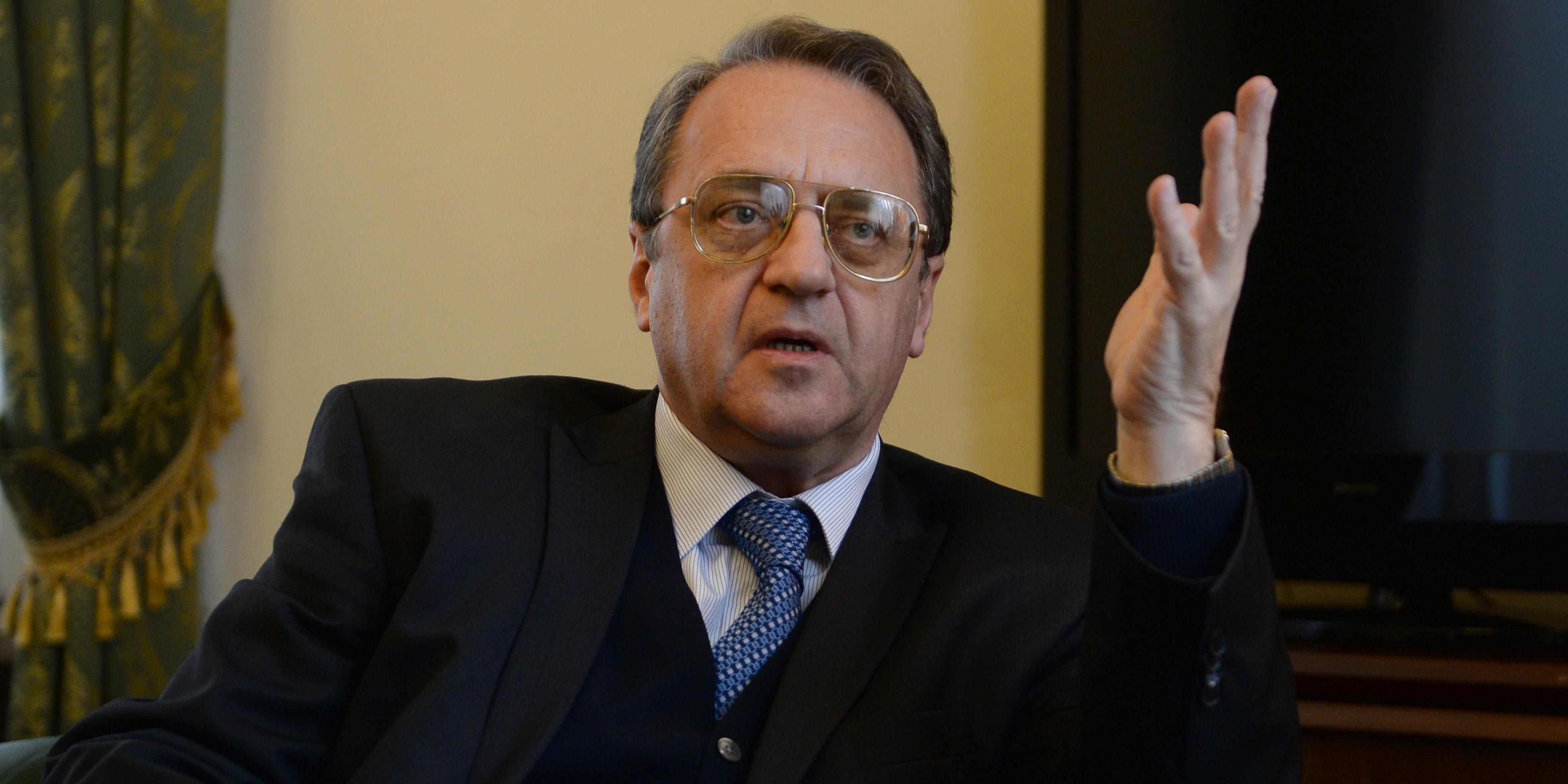 Rusya: Ankara'nın, Suriye görüşmelerine katılması öngörülmüyor