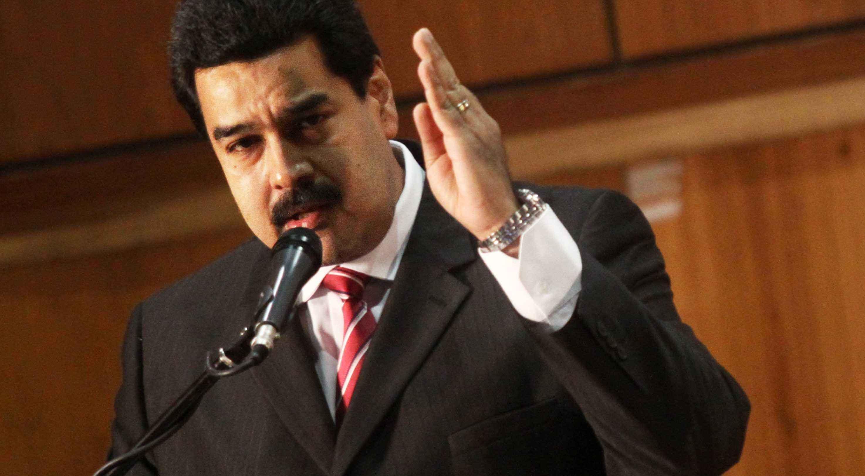 Maduro'dan özelleştirme uyarısı