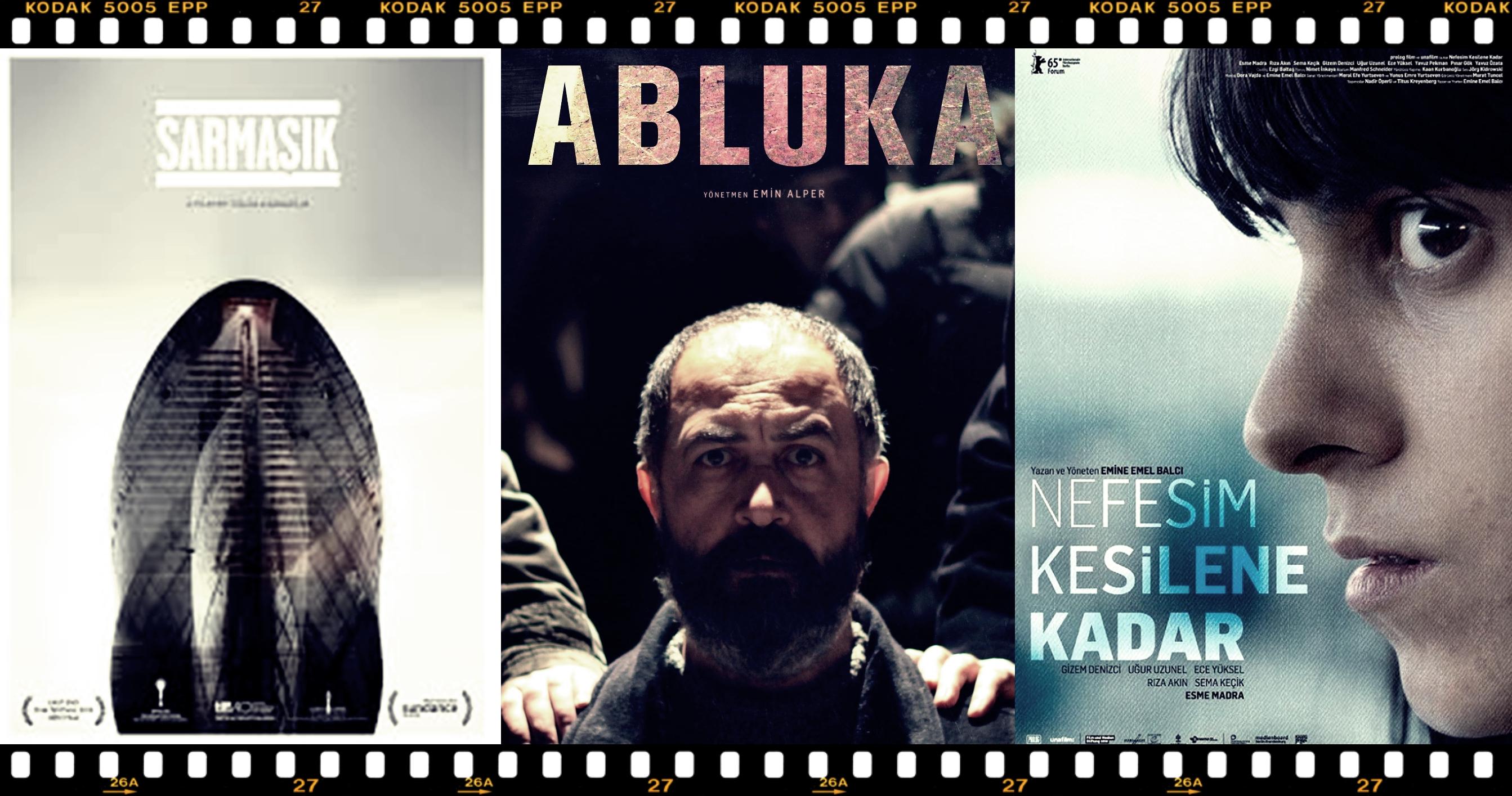 """SİYAD ödüllerinde en fazla kategoride aday gösterilen film """"Abluka"""""""