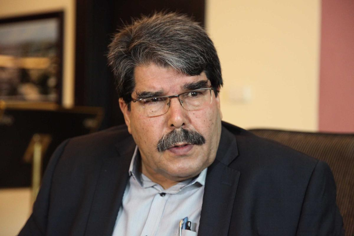 Salih Müslim: Katılmamızı Türkiye engellemedi