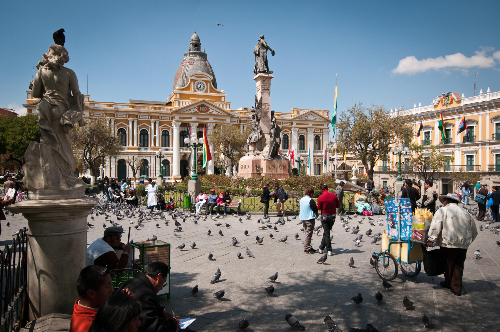 Bolivyalı komünistlerden, Morales ve Küba çağrısı