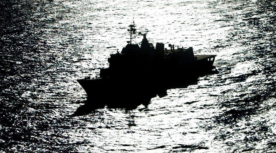 İran Amerikan savaş gemilerine el koydu