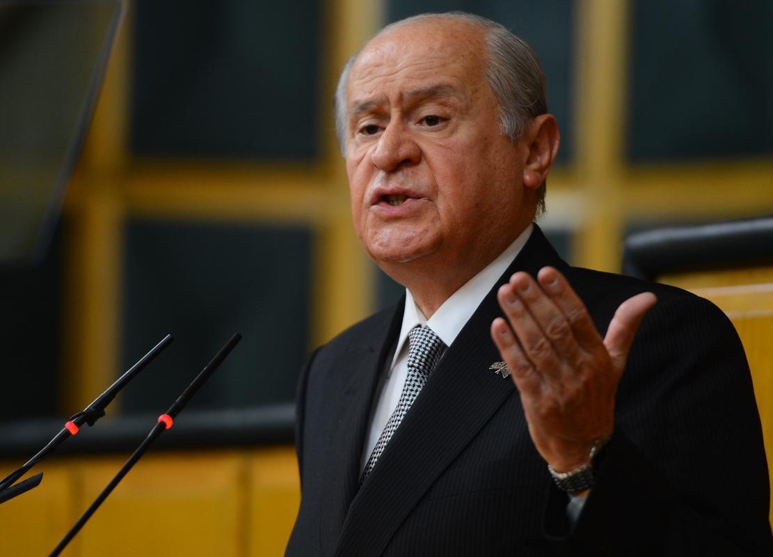 Bahçeli: Türkiye uzaya gidecekti de parlamenter sistem mi engel çıkardı?