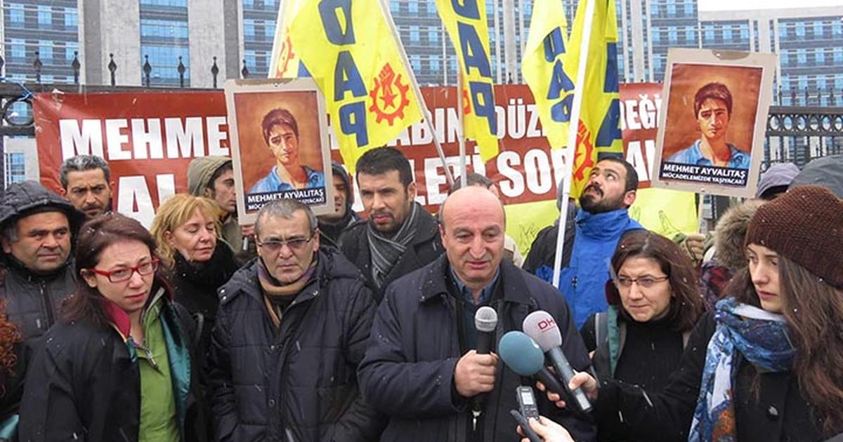 Mehmet Ayvalıtaş Davası: Bilirkişi Raporu Mehmet Ayvalıtaş'ı suçlu gösterdi