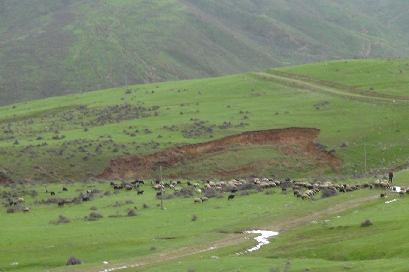 Kars'ta bazı bölgeler