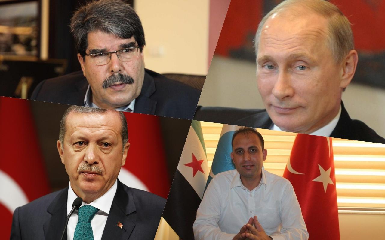 Türkiye Cenevre'ye gidemeden kaybediyor: Türkmenler masada yok
