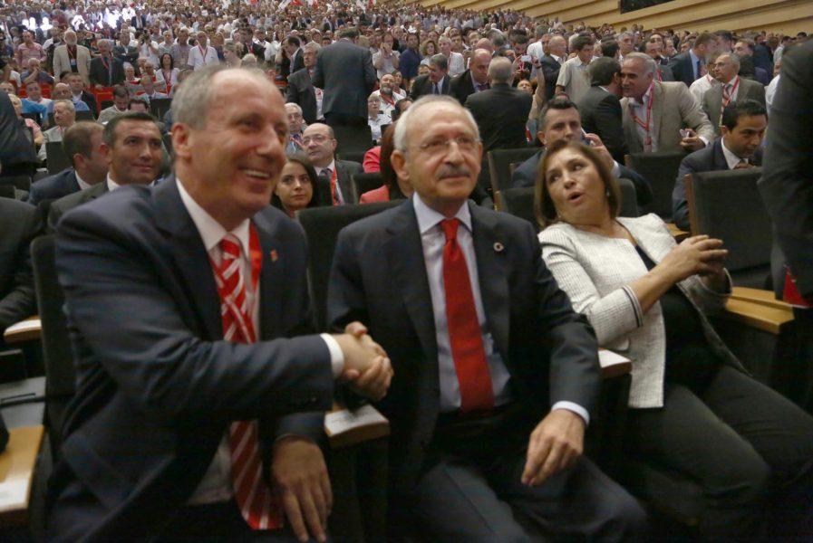 Liberallerden CHP'ye