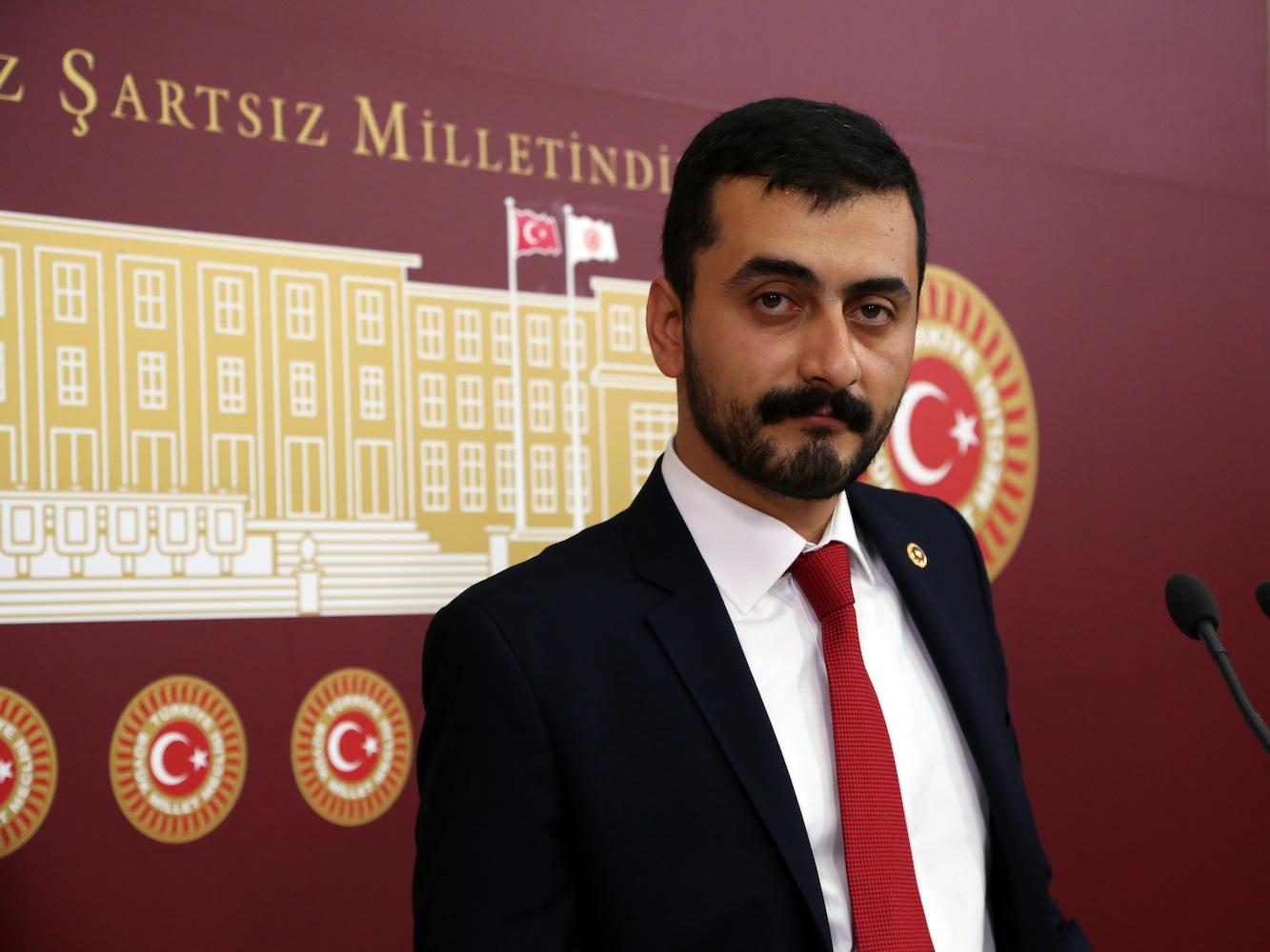 CHP'li vekillerin Eren Erdem ile görüşmesine izin verilmedi
