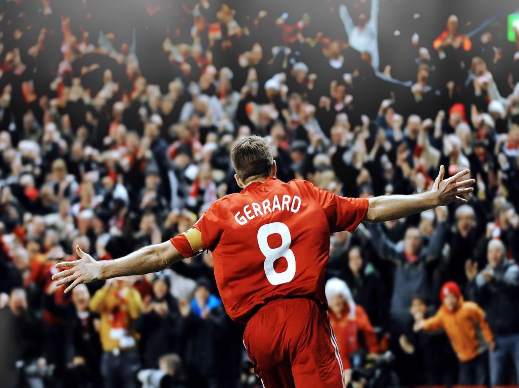 Steven Gerrard'ın gidişi