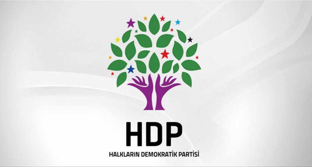 HDP'den üç kentte yaşanan saldırılara ilişkin açıklama