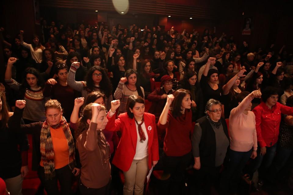 İKD kuruldu: Yaşasın ilerici kadınların örgütlü mücadelesi