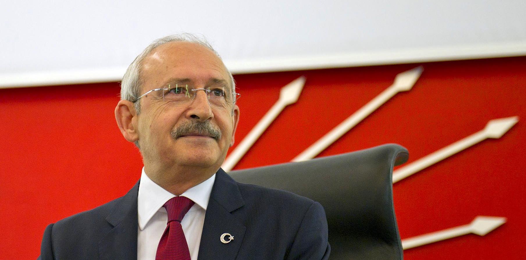 Kılıçdaroğlu, Davutoğlu'na uzlaşma şartlarını bildirdi