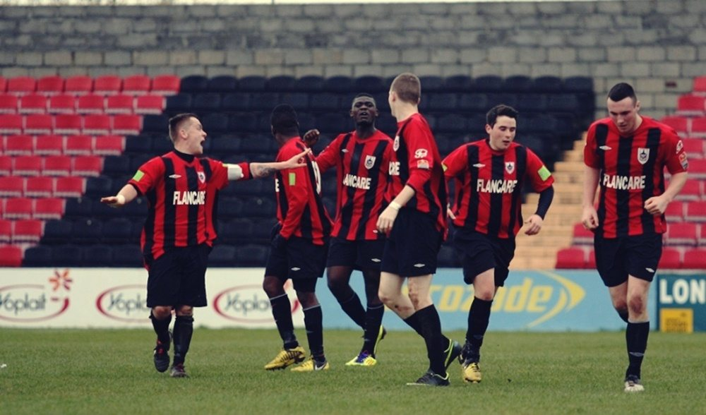 Longford FC: Pes etmek onlara göre değil