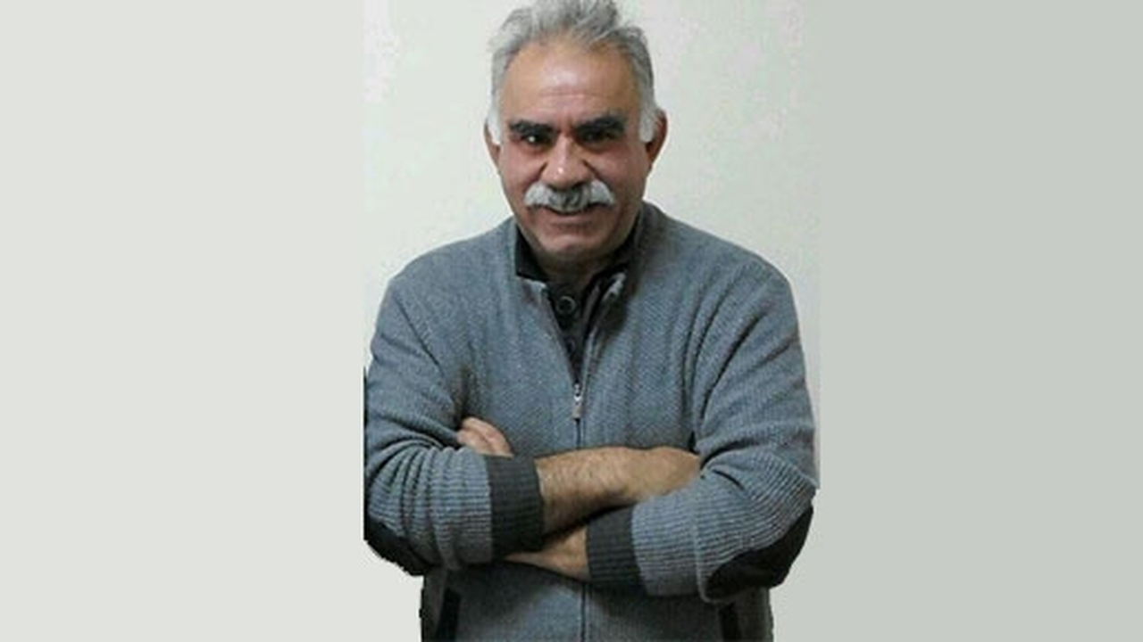 Öcalan'dan 2 yıl sonra mesaj