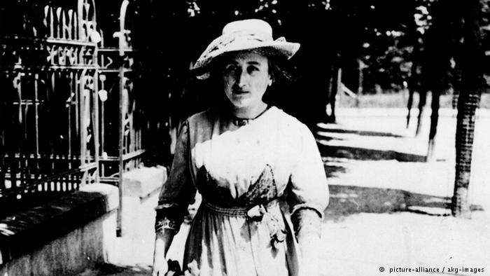 Sosyalizme yazgılı bir ömür: Rosa Luxemburg