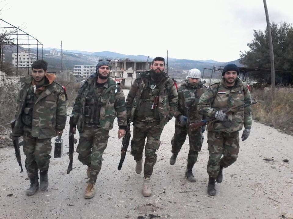 Selma artık özgür: Suriye Ordusu bir kenti daha kurtardı