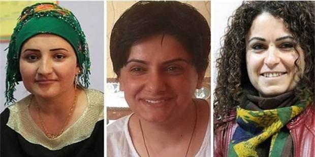 Silopi'de üç kadın siyasetçi öldürüldü