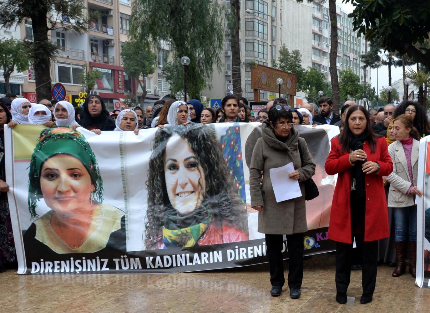 Silopi'de katledilen 3 kadın siyasetçinin otopsi raporu açıklandı