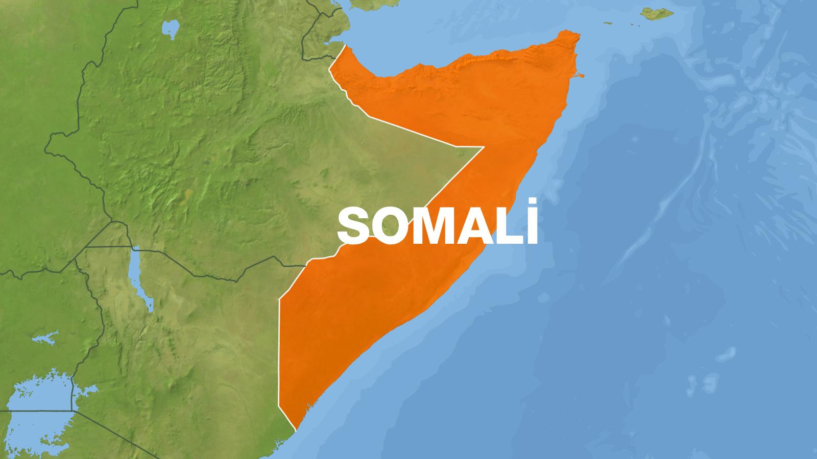 Somali'de iki büyük patlama oldu