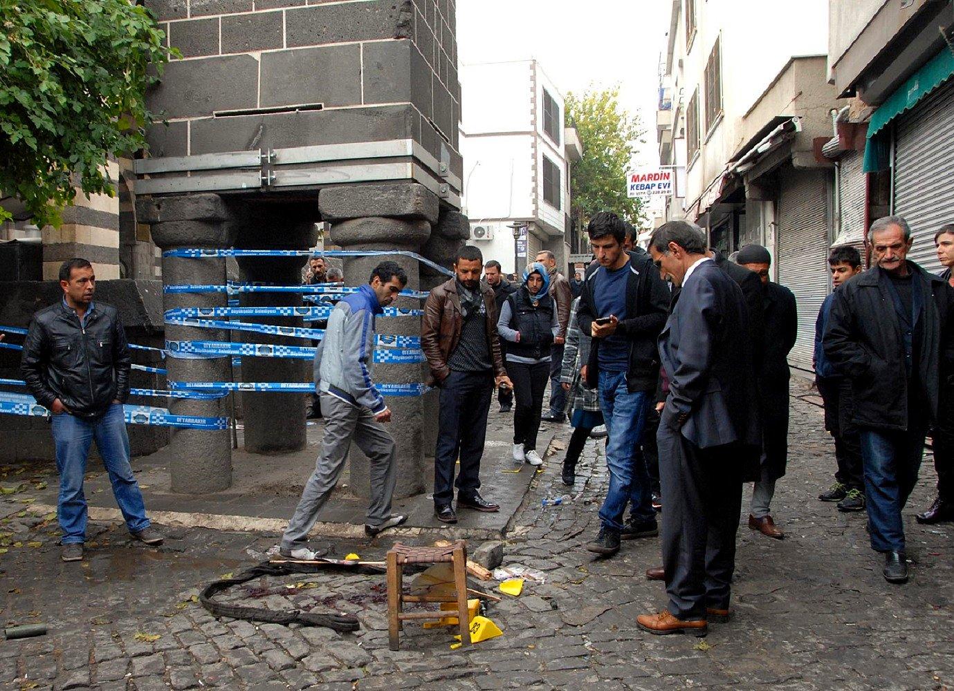 Tahir Elçi cinayetinde en önemli delil olay yerinde unutulmuş
