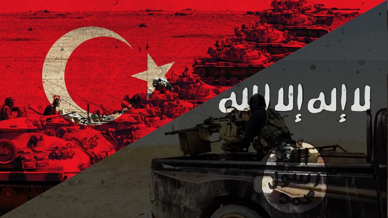Yeni Şafak, AKP'nin IŞİD'i Münbiç'te kurtarma planını açıkladı