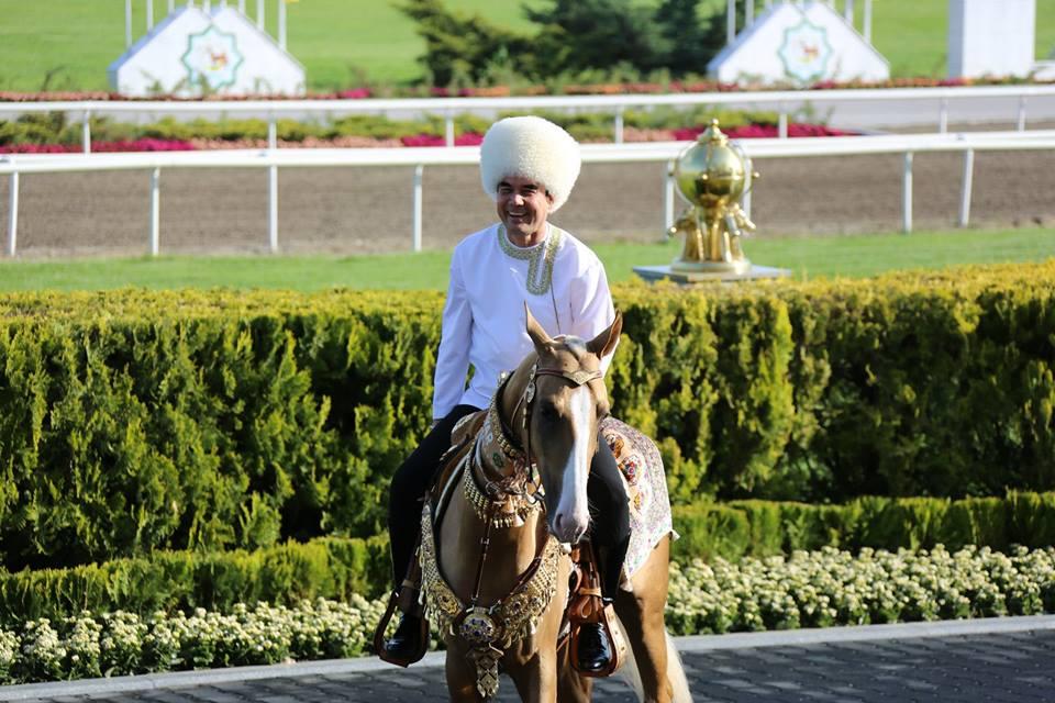 4. Murat'a Türkmenistan'dan rakip