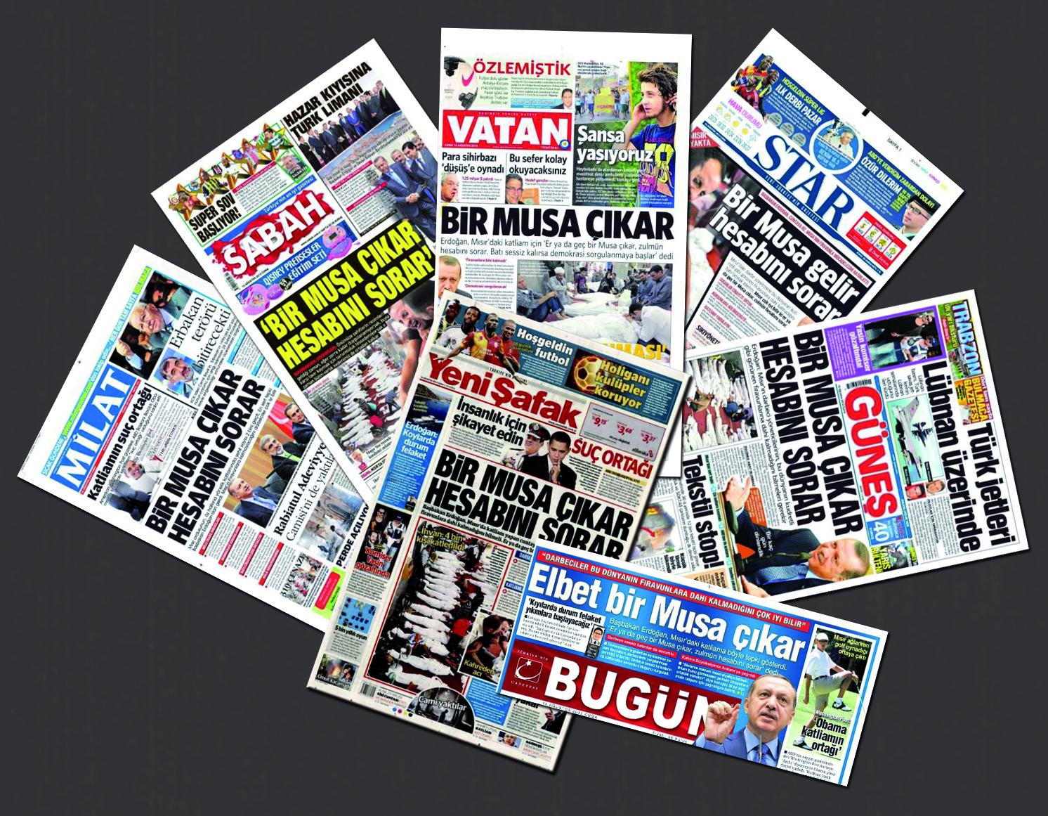 Türkiye'de basın özgürlüğü: Yandaş medyaya kamu bankalarından inanılmaz kaynak
