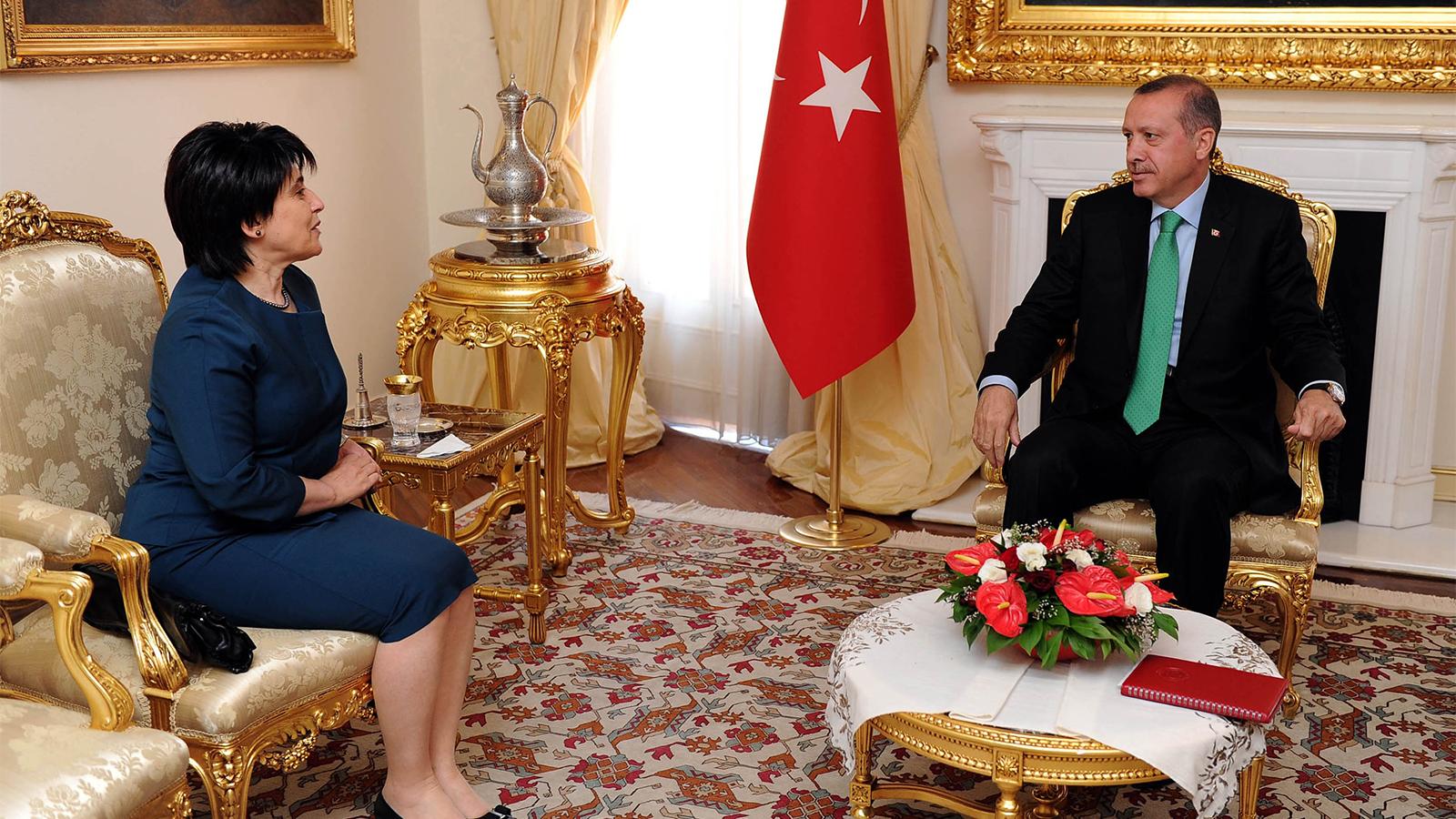 Erdoğan'dan Zana'ya yanıt gecikmedi