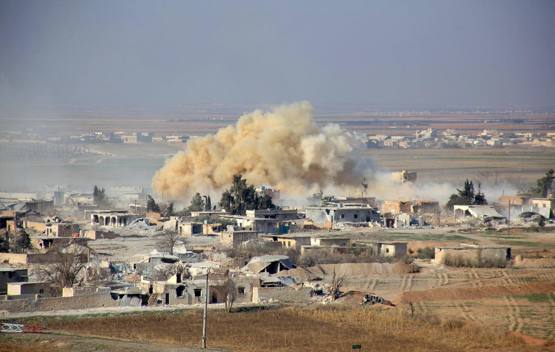 Suriye, Türkiye'nin cihatçılarını ikiye bölmek üzere