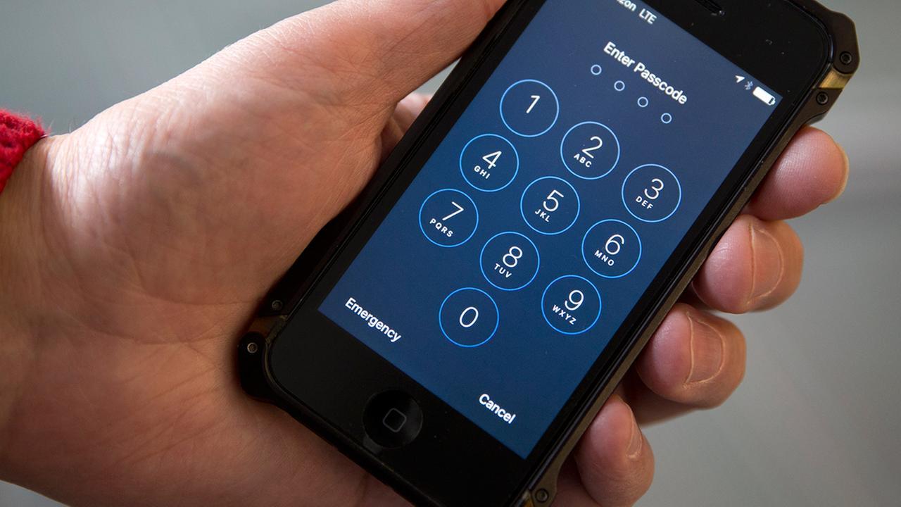 Kişisel verilerin güvenliği Apple'ın direncine bağlı