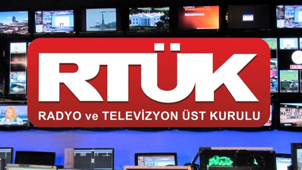 TRT'ye ceza vermeyen RTÜK'e mahkumiyet