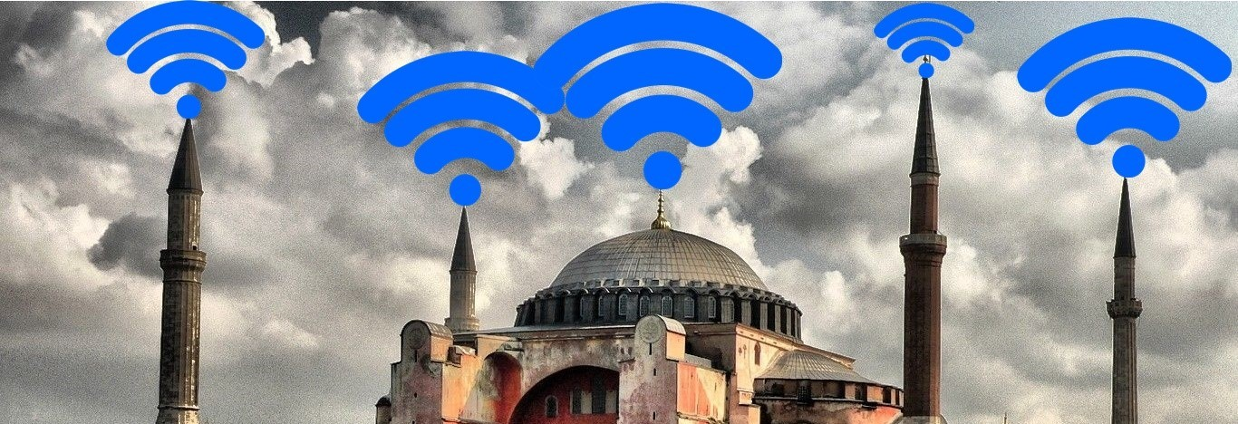 Camilerde Wifi dönemi