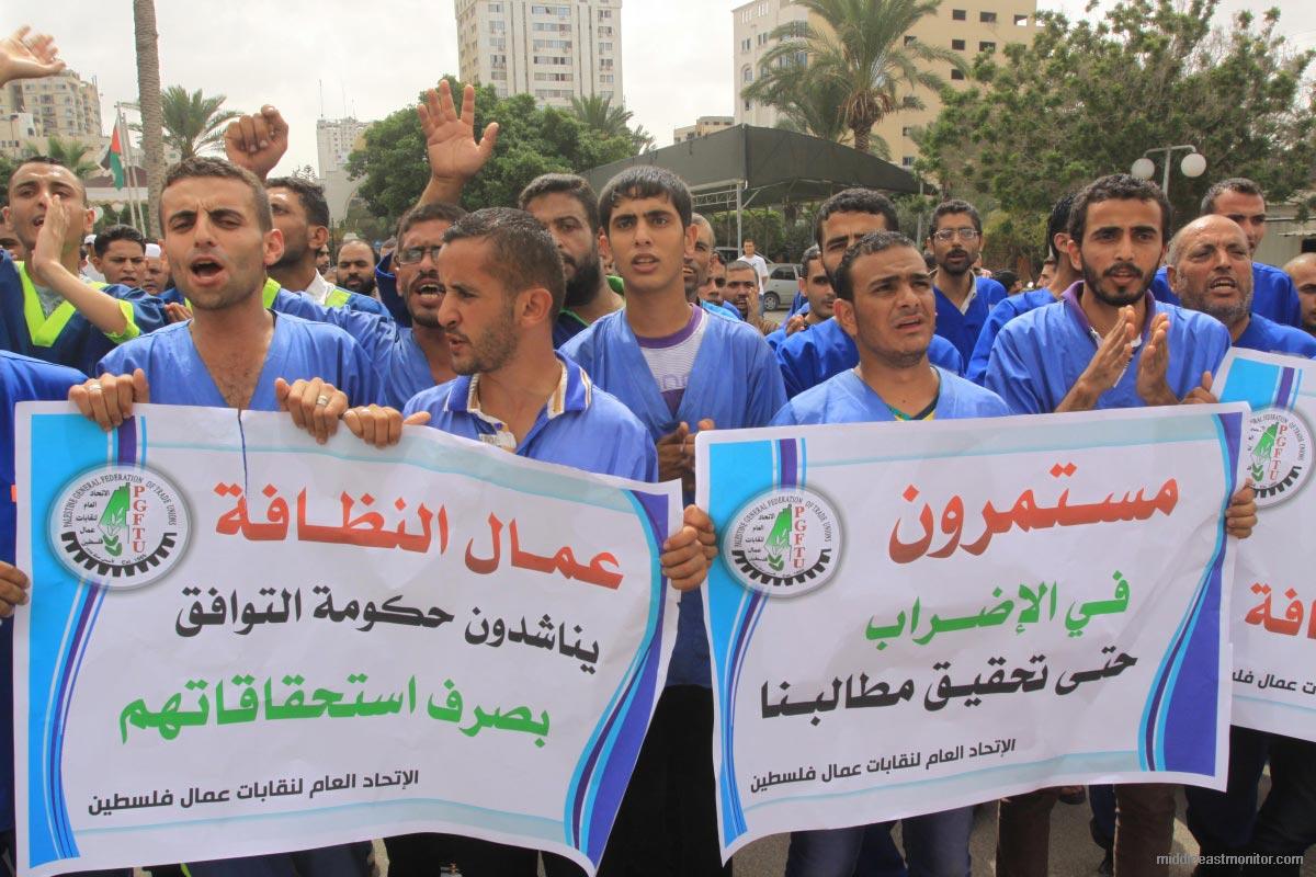 Hamas ve el Fetih kendi halkına kayıtsız