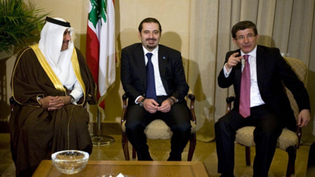 Hariri yine piyasaya çıktı