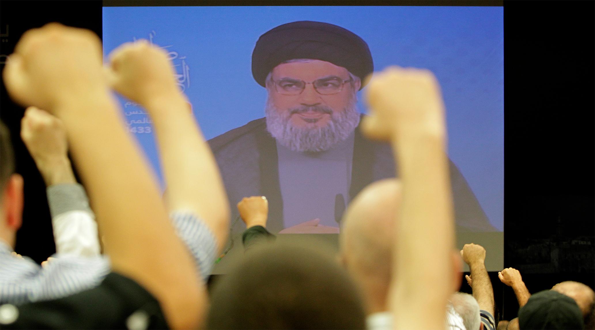 Nasrallah: ABD'den yardım istemek Lübnan ordusuna hakarettir