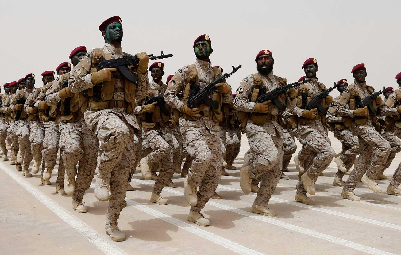 Suudilerden savaş hazırlığına devam: Bölgedeki en büyük askeri tatbikata hazırlanılıyor