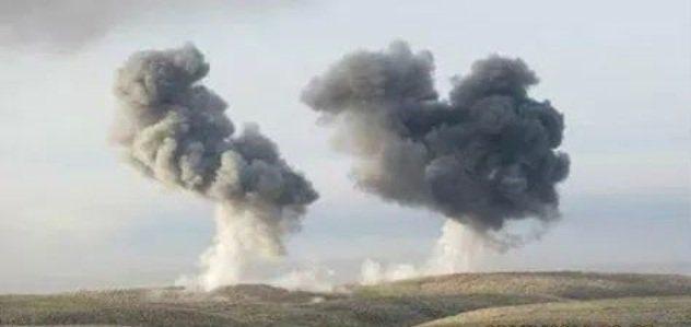 TSK jetlerinden Zakho yakınlarındaki köye hava saldırısı