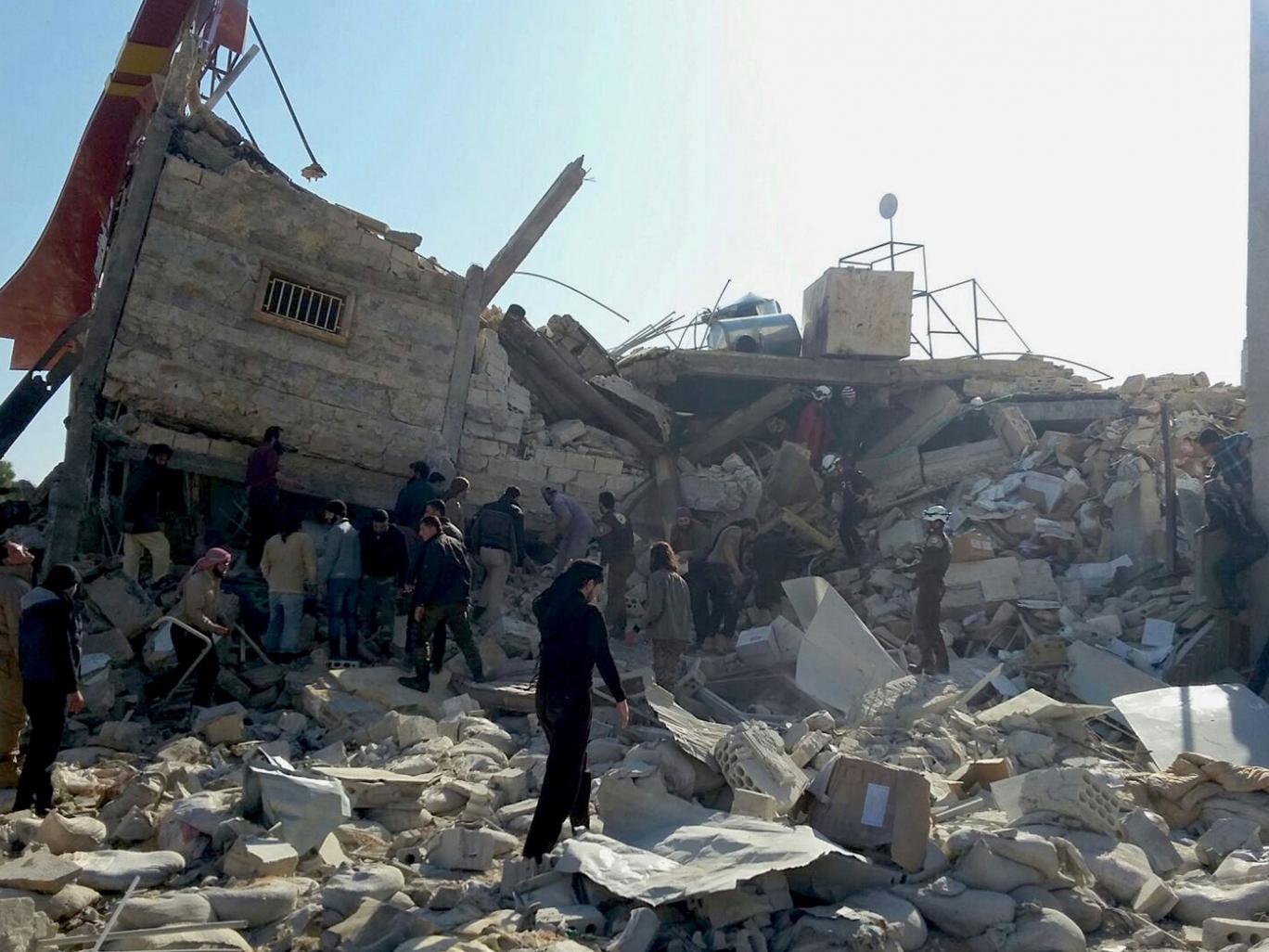 Emperyalist müdahale Suriye halkının 200 milyar dolarını çaldı