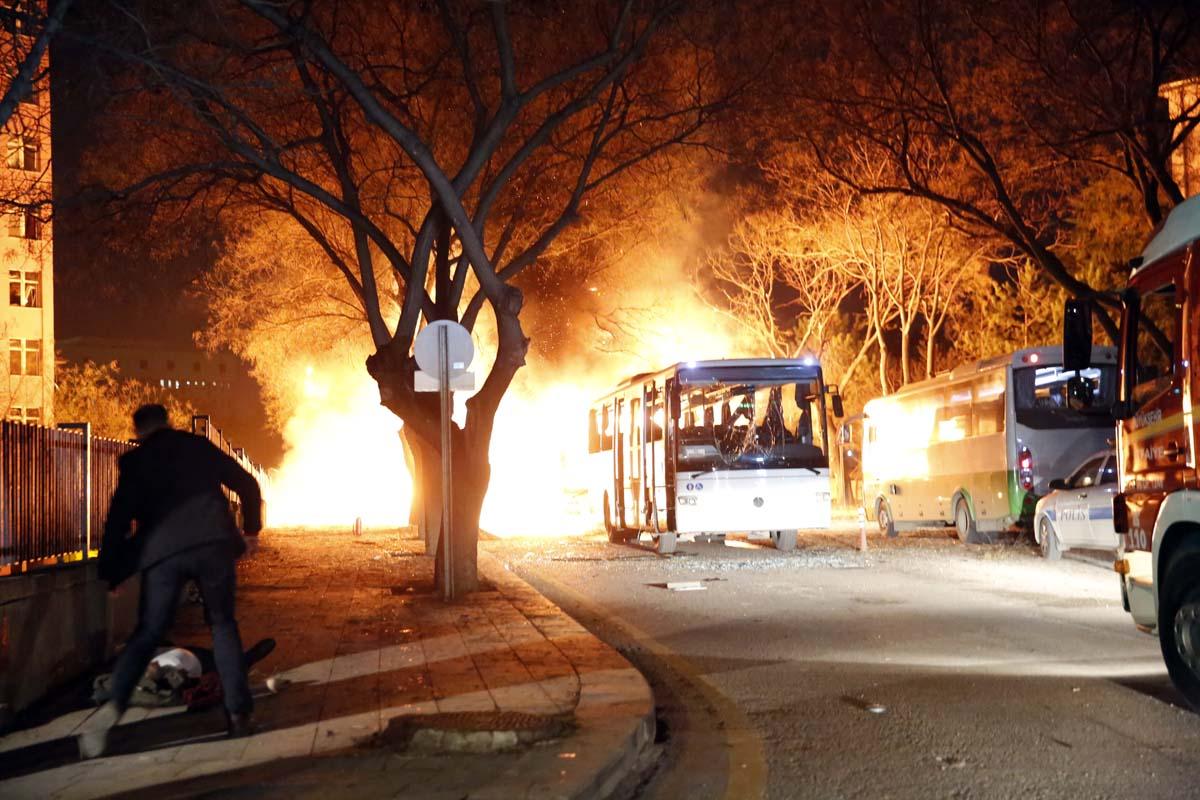 #Ankara'da patlama: Askere saldırı uyarısı 20 Ocak'ta yapılmış