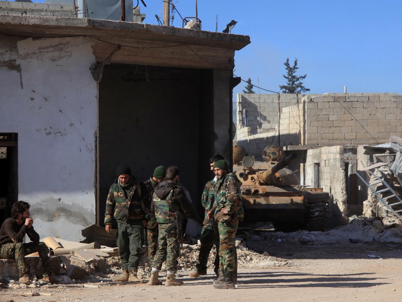 Halep kurtarılıyor: Türkiye-Suriye sınırında olağanüstü hareketlilik