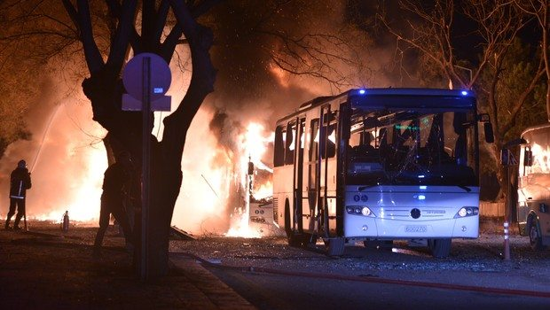 KCK'dan flaş #Ankara patlaması açıklaması: Tarihi bir eylem!