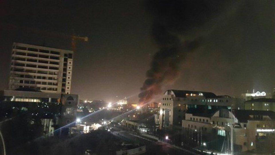 #Ankara'da patlama: