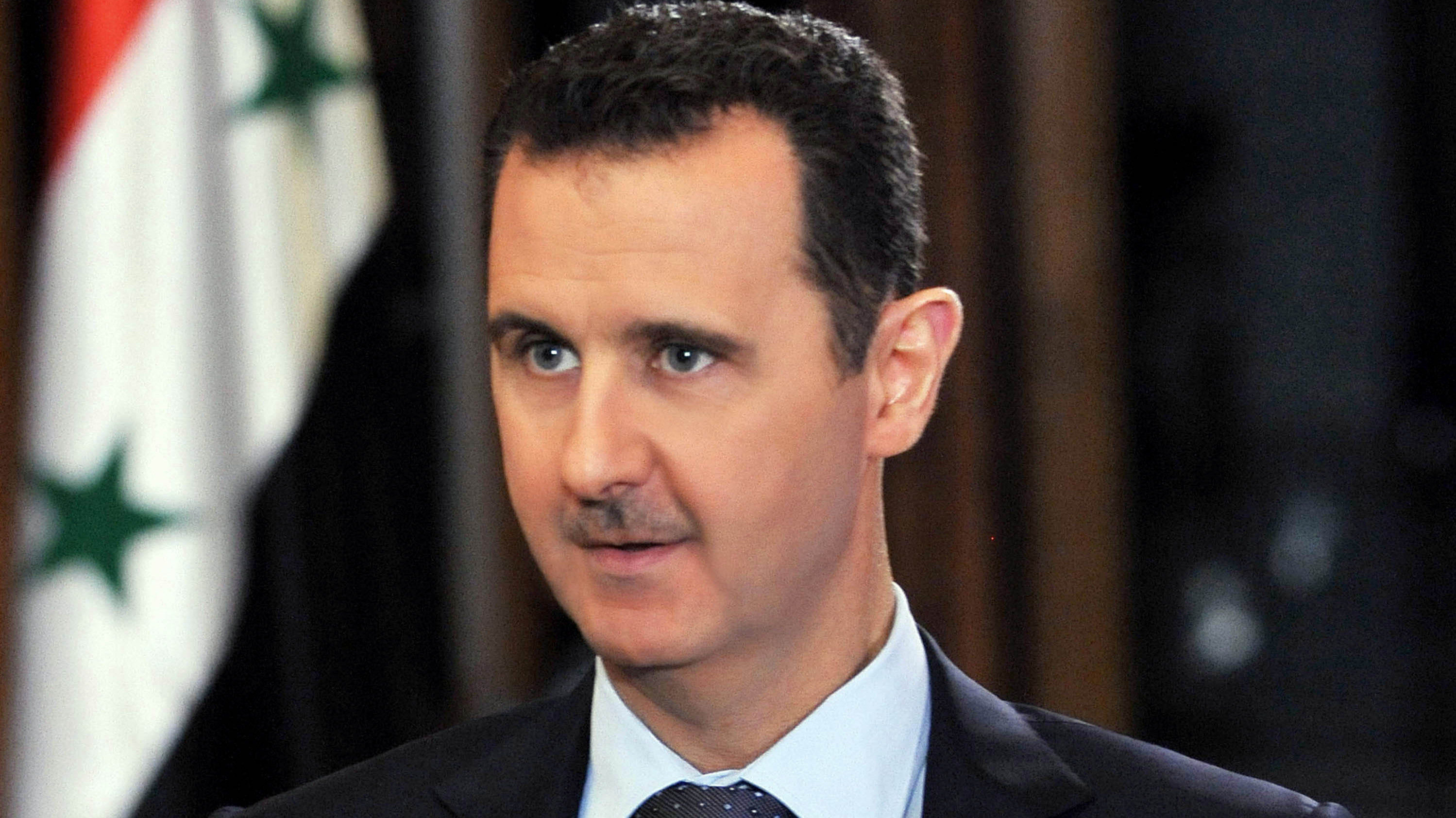 Esad: Suriye'de barış, Türkiye ve Suudi Arabistan'ın terörizmi desteklemekten vazgeçmesine bağlı