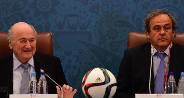 FİFA eski başkanı Blatter kuralarda nasıl hile yaptıklarını anlattı