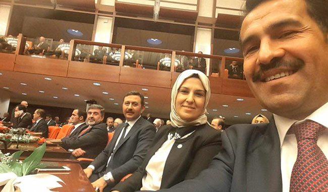AKP milletvekili coştu: