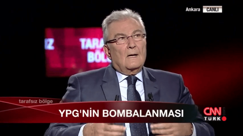 Deniz Baykal'a CHP'den ihraç talebi!