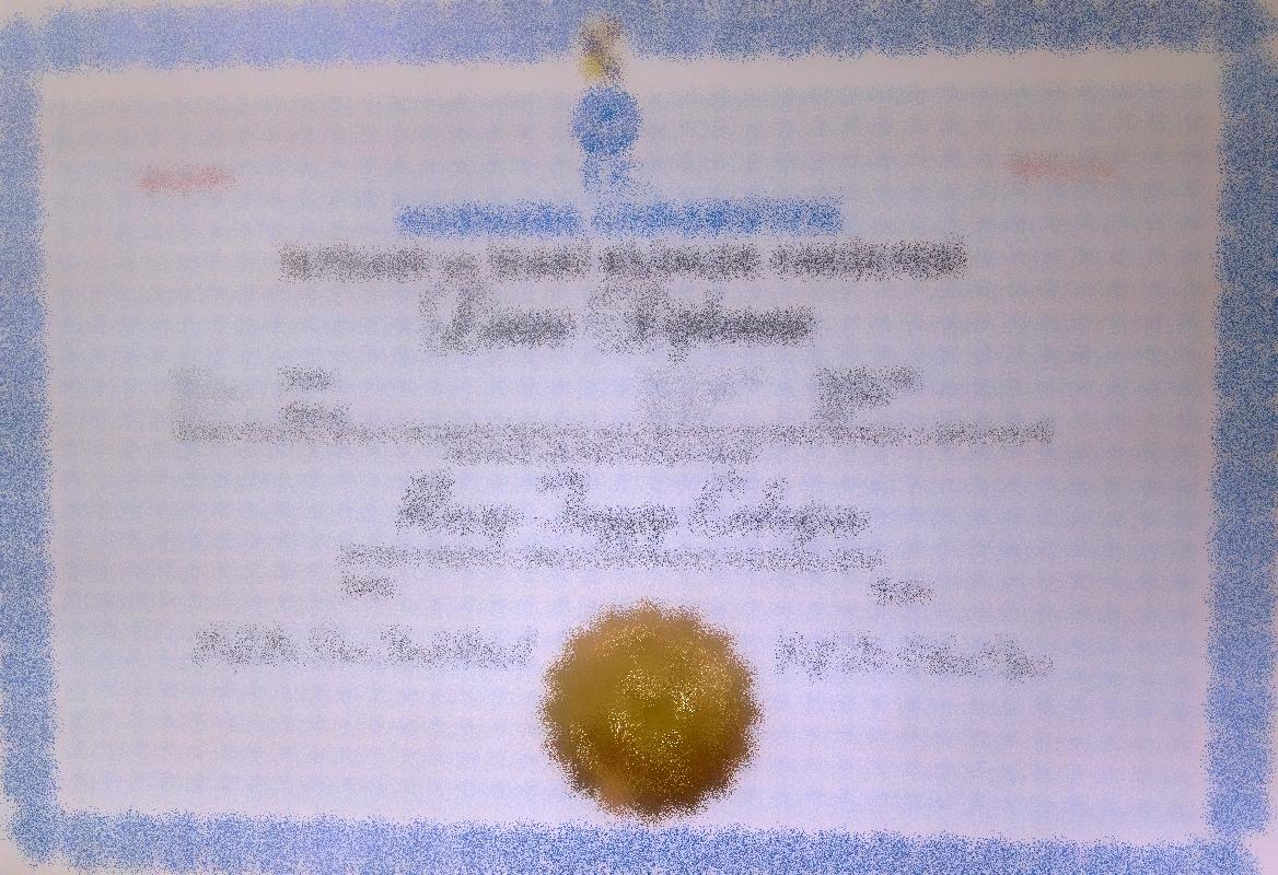 Diplomanın gerçek olduğunu kanıtlayan belge de sahte!