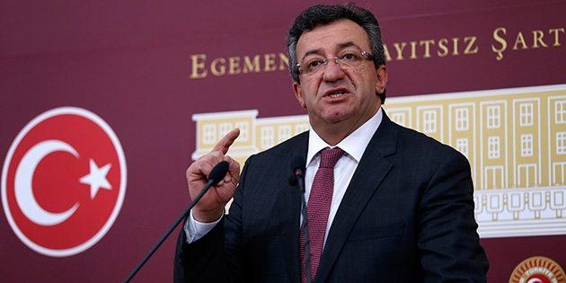 CHP'li Altay: Laikliği korumak için gerekirse kan da dökülür... HDP kendi işine baksın!