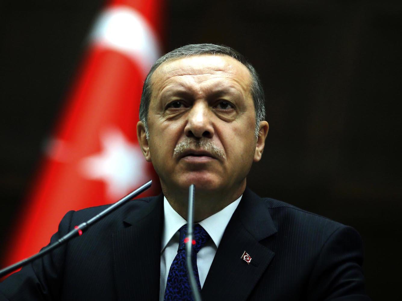 Erdoğan'ın konuşmasına yandaş medyadan sansür